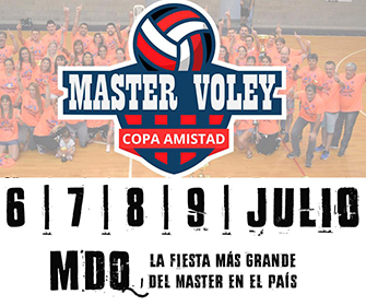 Copa Amistad de Master Voley