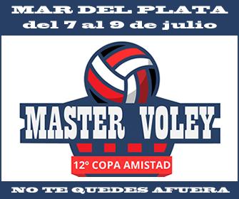 12° Copa Amistad de Master Vóley
