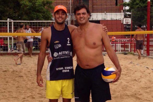 Historias de ADN en el deporte: el linaje en el vóley y beach volley nacional
