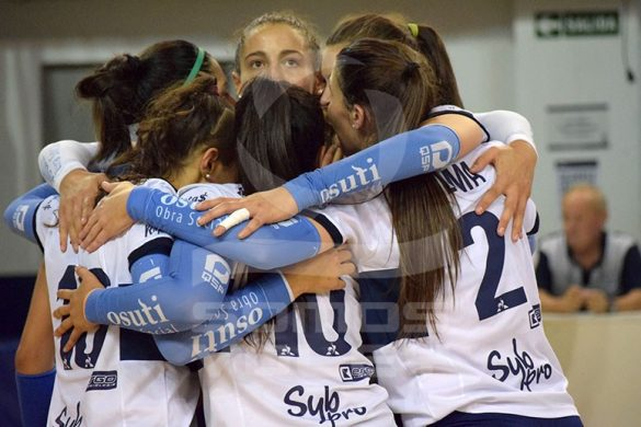 Liga Femenina: Boca y San Lorenzo volvieron a sonreír y son finalistas