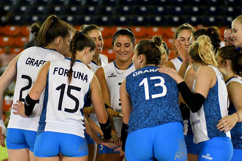 equipo de voleibol colombiano femenino