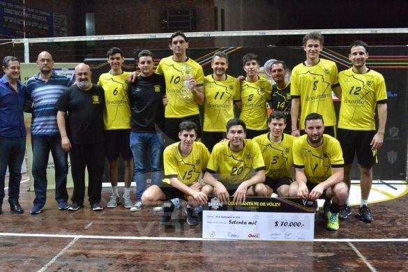 Copa Santa Fe 2018: Colón y Villa Dora, los campeones de una exitosa primera edición